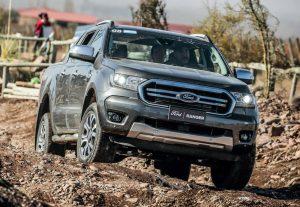 Ford Ranger 2020: Pequeñas modificaciones