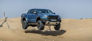 Ford Ranger Raptor 2020: Una Pick Up muy extrema