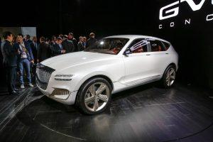 Genesis GV80 2020: La primer SUV de la marca de lujo