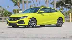 Honda Civic SI Coupé 2020: mejoras de diseño, tecnología y mecánica