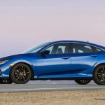 Honda Civic SI Sedán 2020: Deportivo y familiar