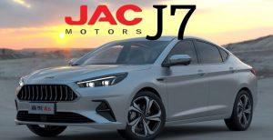 JAC J7 2021: Listos los precios en México (Actualización abril 2021)