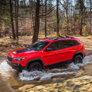 Jeep Cherokee 2020: Lujo, diseño y grandes capacidades