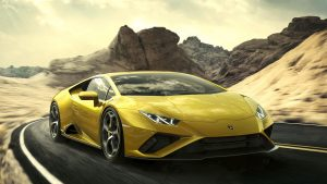 Lamborghini Huracán EVO RWD 2020: menos peso, 610 CV y mucha más diversión