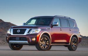 Nissan Armada 2020: poder, seguridad, confort y lujo.