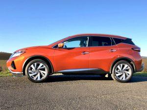 Nissan Murano 2020: Elegancia, deportividad y mayor tecnología.