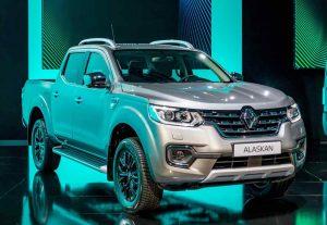 Renault Alaskan 2020: Más capacidad y mayor equipamiento