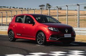 Renault Sandero R.S. 2020: diversión, velocidad y desempeño