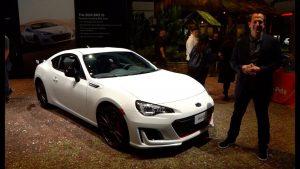 Subaru BRZ 2020: Purista y divertido