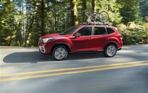 Subaru Forester 2020: Pequeños pero notables cambios