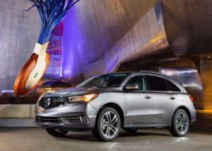 Acura MDX 2020: Versátil, segura y bien equipada