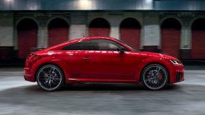 Audi TTS Coupé 2020: Poderoso y refinado
