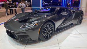 Auto Show de Chicago 2020: Ford GT 2020, más potencia y novedades estéticas