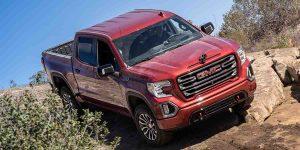 GMC Sierra 2020: capacidades off-road, confort y lujo