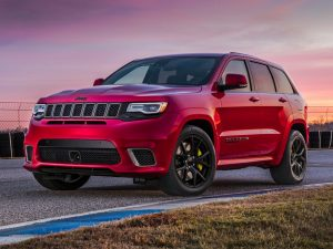 Jeep Grand Cherokee 2020: Lujo y poder.