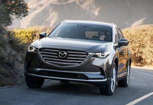 Mazda CX-9 2020: Una actualización con más equipamiento