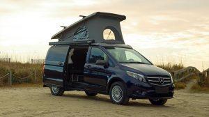 Mercedes-Benz Weekender 2020: Una van convertida en un camper