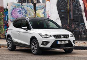 SEAT Arona 2020: Lindo diseño y  gran versatilidad