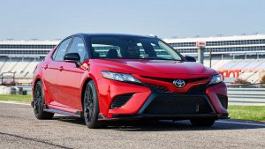 Toyota Camry 2020: Con una versión con tracción en las cuatro ruedas