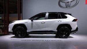 Toyota RAV4 Hybrid 2020: Mejoras en equipamiento y tecnología