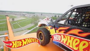 Worl record car jump