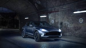 Aston Martin DBX by Q: Exclusiva, refinada, elegante y limitada