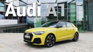 Audi A1 2020: Juvenil, divertido y refinado.