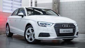 Audi A3 Sedán 2020: Un auto muy especial