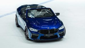 BMW M8 Competition by G-Power: Una hermosa bestia que supera los 800 Hp