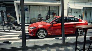 BMW Serie 1 Sedán 2020: Más deportivo y más emocional
