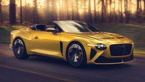 Bentley Bacalar: Exclusividad, 659 CV y 900 Nm