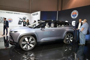 Fisker Ocean 2020: Una SUV 100% eléctrica con 482 km de autonomía