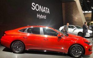 Hyundai Sonata Hybrid 2020: Más seguro, más eficiente y con mayor tecnología