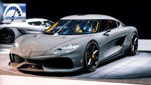 Koenigsegg Gemera: Más potente que el Bugatti Chiron