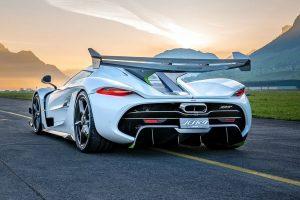 Koenigsegg Mission 500 Concept: Un hiperdeportivo para superar los 500 km/h.
