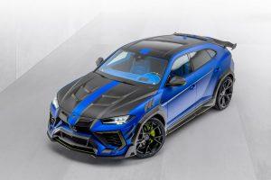 Lamborghini Urus Venatus de Mansory 2020: con 810 CV y mucha fibra de carbono
