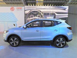 MG ZS EV 2020: Una SUV 100% eléctrica con máxima calificación en pruebas de seguridad