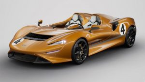 McLaren Elva M6A: Un homenaje al pasado de competición