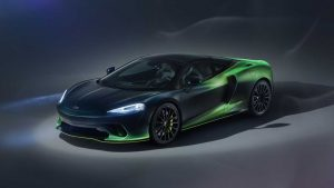 McLaren Verdant Theme GT by MSO: Todo al verde