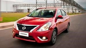 Nissan V-Drive 2020: Un Versa austero pero eficiente.