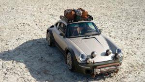 RUF Rodeo Concept: Un Porsche 911 listo para el desierto