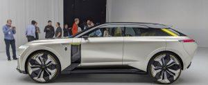Renault Morphoz Concept: Un auto eléctrico que que se estira o se encoge