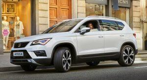 SEAT Ateca 2020: 5 estrellas en seguridad activa y pasiva según Latin NCAP.