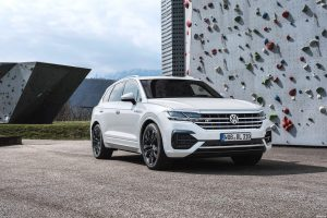 Volkswagen Touareg 2020:  Llega reforzada en todos sus frentes