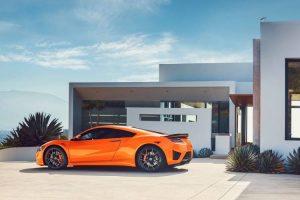 Acura NSX 2020: Extremo y espectacular