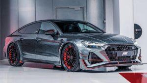 Audi RS7-R por ABT: Una edición limitada con casi 750 hp