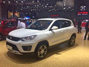 BAIC X35 2020: Un auto chino más desarrollado y de mayor calidad