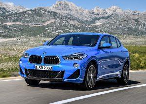 BMW X2 2020: Una SUV urbana, juvenil y dinámica.
