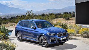 BMW X3 2020: Desempeño, lujo y confort