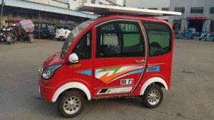 Chang Li: El auto eléctrico más barato del mundo y lo puedes comprar por internet